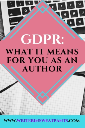 gdpr and authors